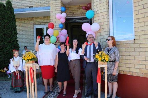 Baltarusijos Astravo rajone atidarytas lietuviškai kalbantis darželis