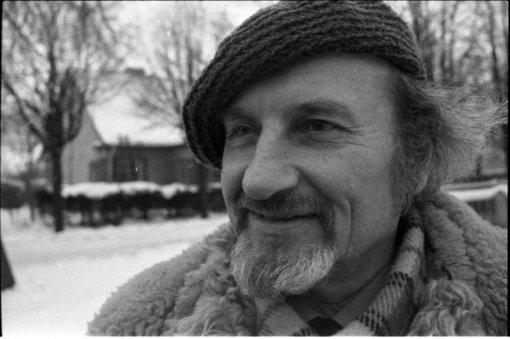Mirė rašytojas Kostas Kaukas