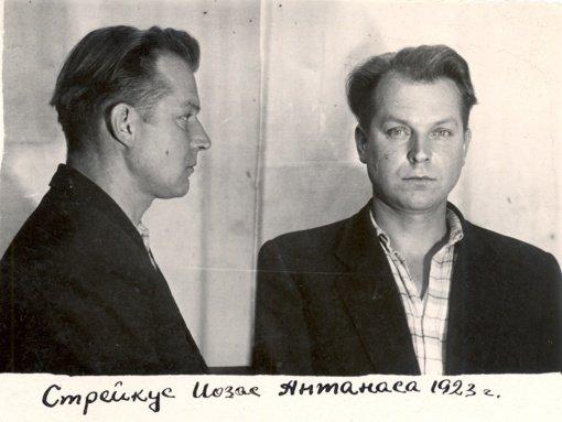 Sekmadienį Panevėžyje bus laidojamas partizanas J. Streikus-Stumbras