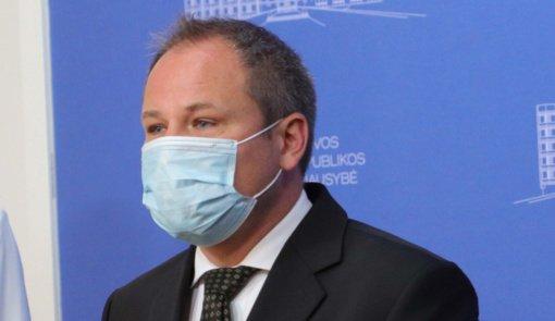 Kitą savaitę Vyriausybė spręs dėl griežtesnių koronaviruso kontrolės priemonių