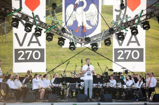 Jonava savaitgalį šventė 270-ąjį miesto gimtadienį