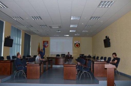 Akmenės rajono savivaldybėje didinamas dėmesys koronaviruso prevencijai