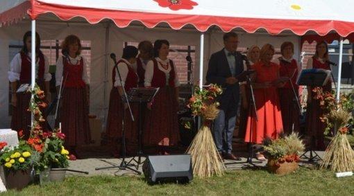"""Festivalyje išpeštas pažadas dėl patalpų """"Czerwone Maki"""" repeticijoms"""