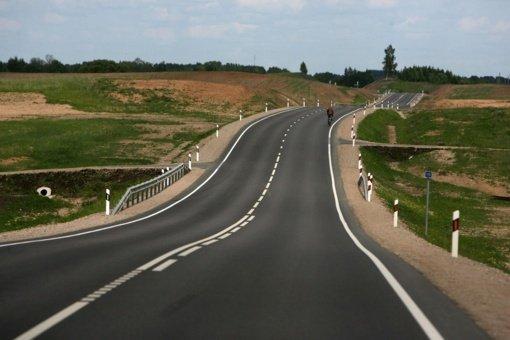 Atidaromas į Kauno LEZ vedantis magistralinio kelio viadukas