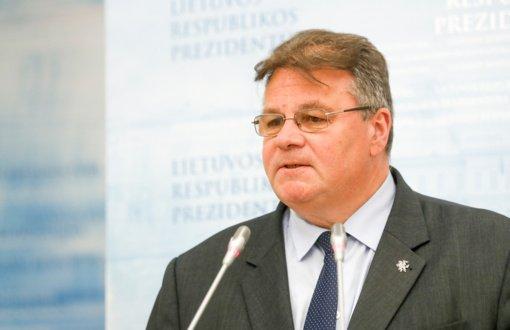 L. Linkevičius: minėdami Jungtinių Tautų 75-metį, negalime pamiršti istorijos