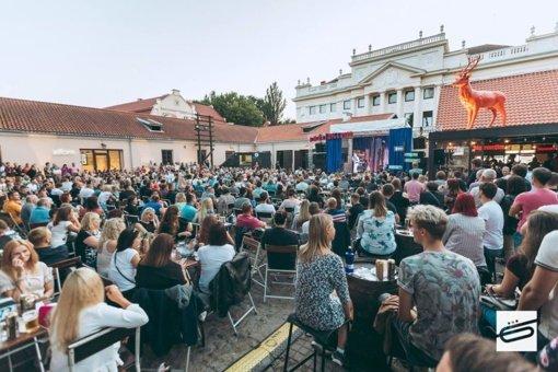 """""""Adform kiemelyje"""" Kauno senamiestyje dėl COVID-19 atšaukiami dviejų savaičių renginiai"""
