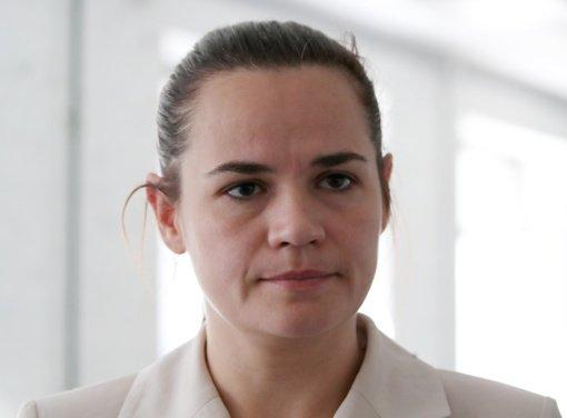 S. Cichanouskaja: priėmiau sunkų sprendimą išvykti