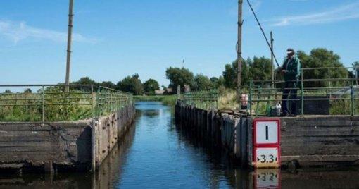 Laivybos Vilhelmo kanalu skatinimu suinteresuotos trys savivaldybės