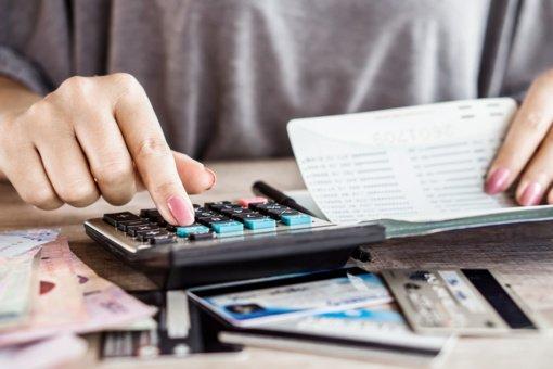 Pernai valstybės ir savivaldybių biudžetų pajamos buvo 7,9 procento mažesnės nei planuota