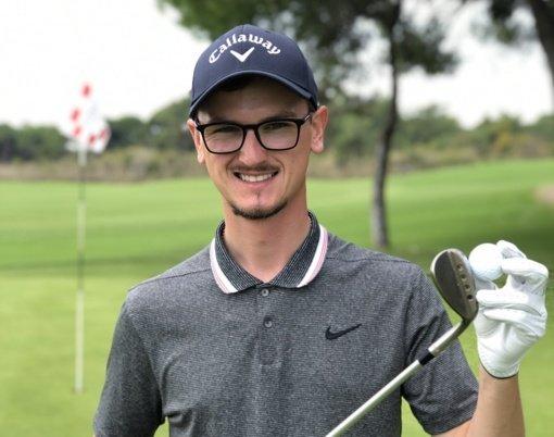 Arnas Kaunas: užauginti padorų žmogų sunkiau, nei tapti profesionaliu golfo žaidėju