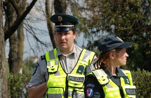 Nusikalstamumo statistika: viešose rajono vietose – saugu ir ramu