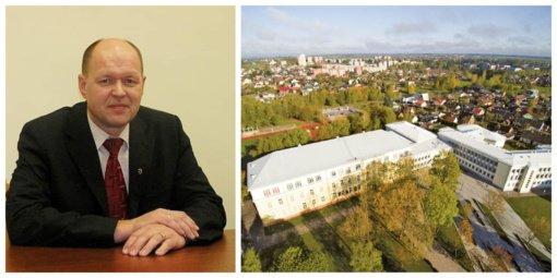 Rygiškių Jono gimnazijai toliau vadovaus Vilhelmas Petkevičius