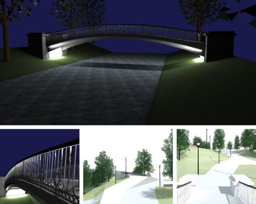 Rekonstruos tiltelį per Ratnyčios upę