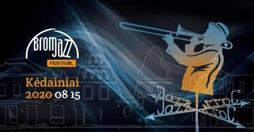 """Šį šeštadienį Kėdainiuose − džiazo festivalis """"Broma Jazz"""""""