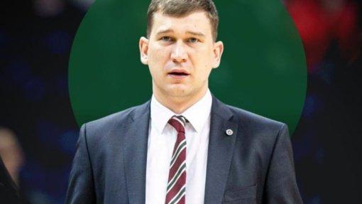 """Prie """"Nevėžio"""" trenerių štabo prisijungė Š. Ciparis"""