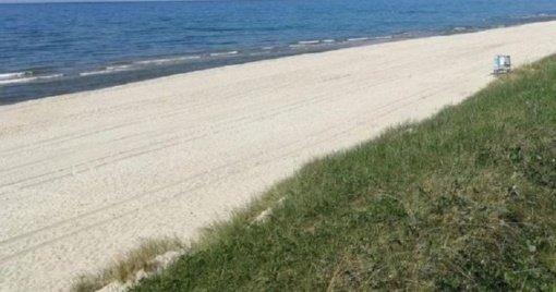 Neringos paplūdimių vanduo ir smėlis - švarūs ir atitinka reikalavimus