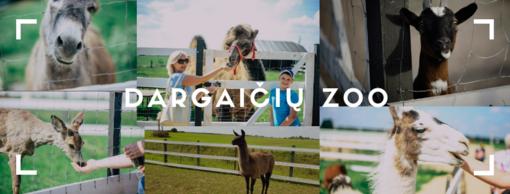Rugsėjo 1-osios šventę paminėkite  Dargaičių zoologijos sode