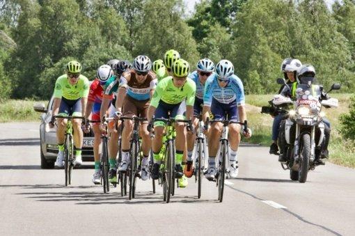 Jonavoje paaiškės Lietuvos dviračių plento čempionai