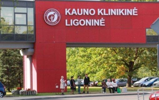 Koronavirusas nustatytas Kauno ligoninės vaikų reabilitacijos skyriuje