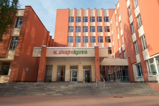 Laikinai uždaromas Visagino ligoninės Akušerijos skyrius
