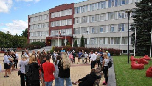 Joniškio jaunimas šventė Tarptautinę jaunimo dieną