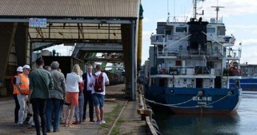 Kokios trąšos kraunamos Klaipėdos uoste