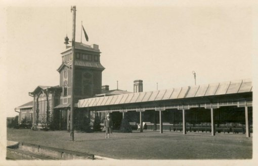 Kuo skundėsi traukinio keleivis iš Palangos prieš beveik 100 metų?