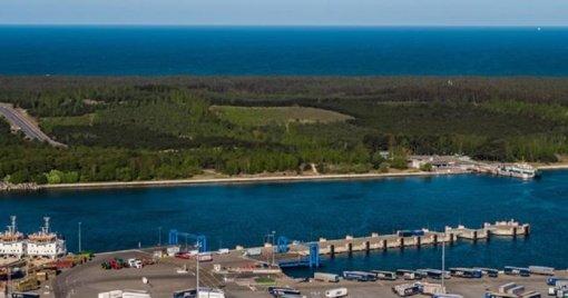 Architektai kviečiami kurti uosto radaro bokšto koncepciją