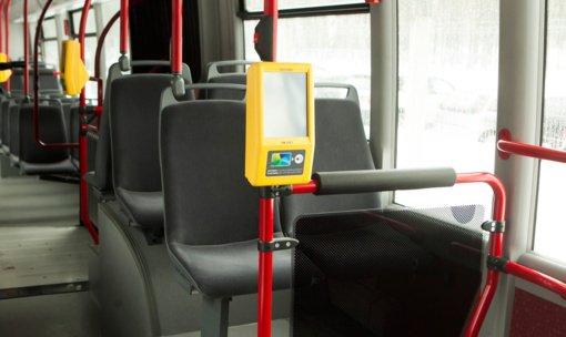 Autobusai Plungės mieste kursuos naujais maršrutais