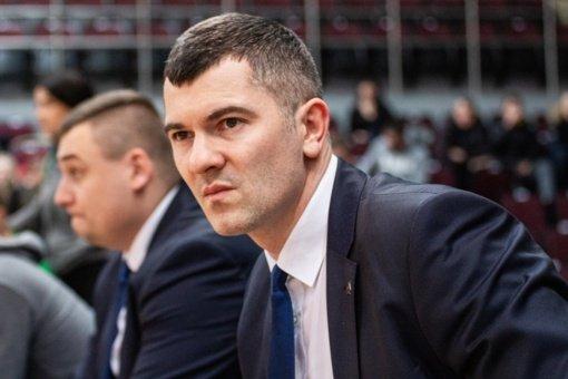 """Dzūkijos"" komandai vadovaus N.Vasilevas"