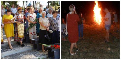 Šaukote vyko Šv. Roko atlaidai ir miestelio šventė
