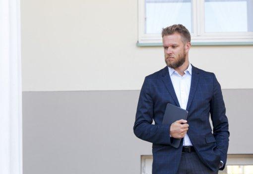 G. Landsbergis: VRK nubaudė už pilietiškumą