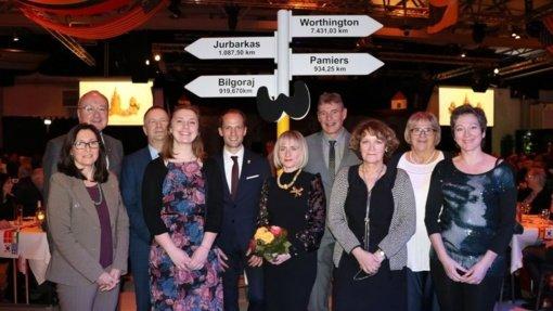 Jurbarko ir Krailsheimo draugystė – švenčiame 20-ies metų bendradarbiavimo sukaktį
