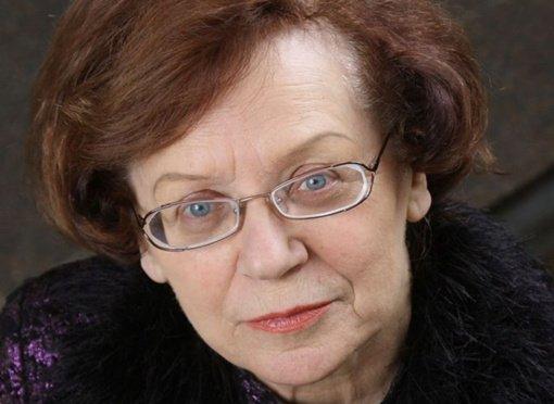 Mirė ilgametė teatro režisierė Alma Eigerdienė