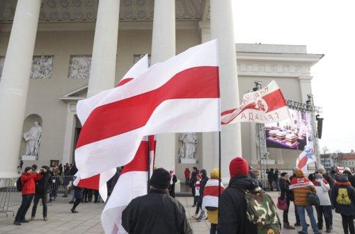 Į Baltarusiją vykti siūlomi devyni Lietuvos parlamentarai