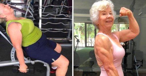 73-ejų moteris įrodė, kad niekada nevėlu pasikeisti