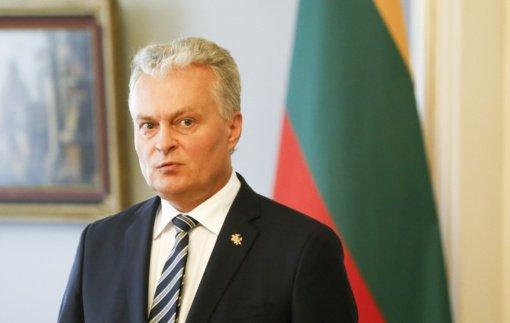 Prezidentas griežtai įvertino A. Valinsko pasisakymą apie V. Tomaševskį: tai kenkia mūsų visuomenei