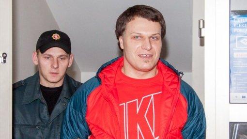 Lapinų gaujos lyderiui Lopui kalėjimas apkarto: anksčiau darė įspūdį stotu ir jėga, dabar sunkiai ir nepagydomai serga