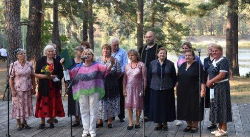 Jubiliejinėje Marcinkonių kaimo šventėje – sportinės pramogos ir nuotaikingas koncertas