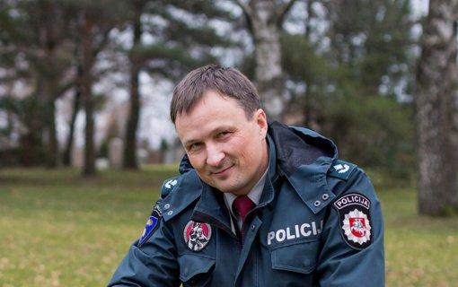 Atostogaujantis Plungės rajono tyrėjas sulaikė neblaivų vairuotoją