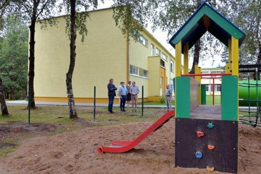 Šilalėje komisija vertino švietimo įstaigų pasiruošimą mokslo metų pradžiai
