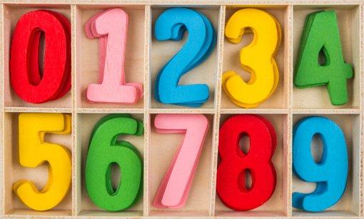 Ką apie jus sako mėgstamas skaičius?