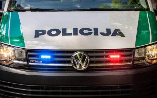 Rokiškio rajone sulaikytas smurtavęs vyras