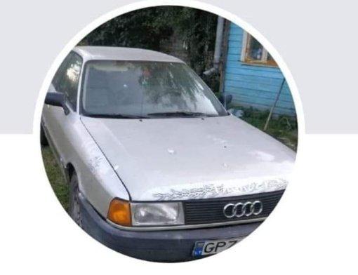 Panevėžietė prašo pagalbos: pavogtas vos vaikštančios močiutės automobilis
