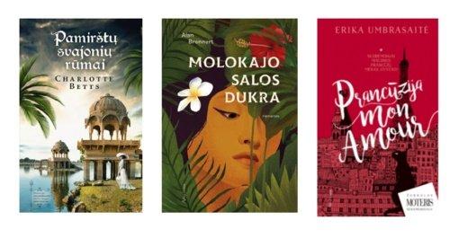 Knygos, pasiilgusiems kelionių: nukels į tolimiausius kraštus