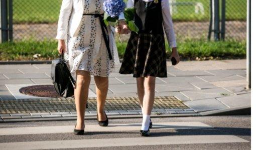 Lietuvos mokyklose prasideda nauji mokslo metai