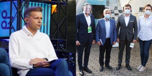"""Tauragėje įvyko """"Laisvės piknikas"""""""