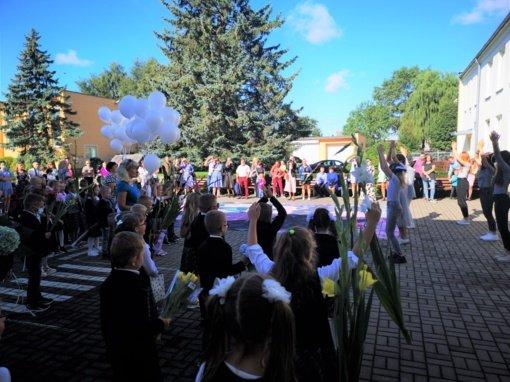 Kretingos rajono darželiuose – daugiau vaikų