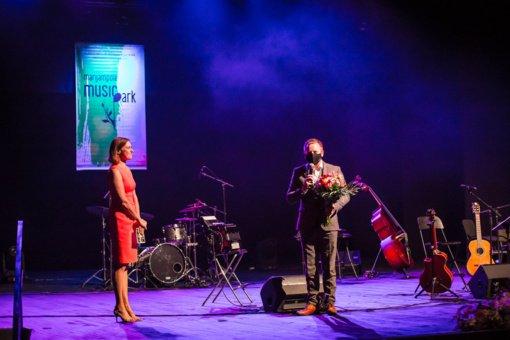 """""""Marijampolė Music Park"""" festivalis atsisveikino meilės dainomis"""