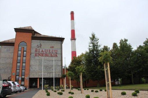 """Naujas AB """"Šiaulių energija"""" projektas prisidės prie švarios aplinkos kūrimo"""